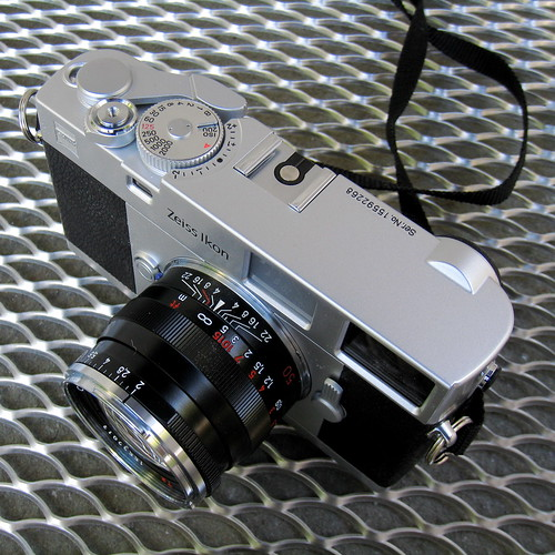 ZI Rangefinder with 50mm f/2