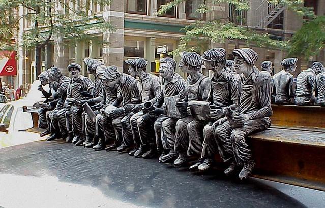 New York City - Lunch Break | Flickr - Photo Sharing! Newyork