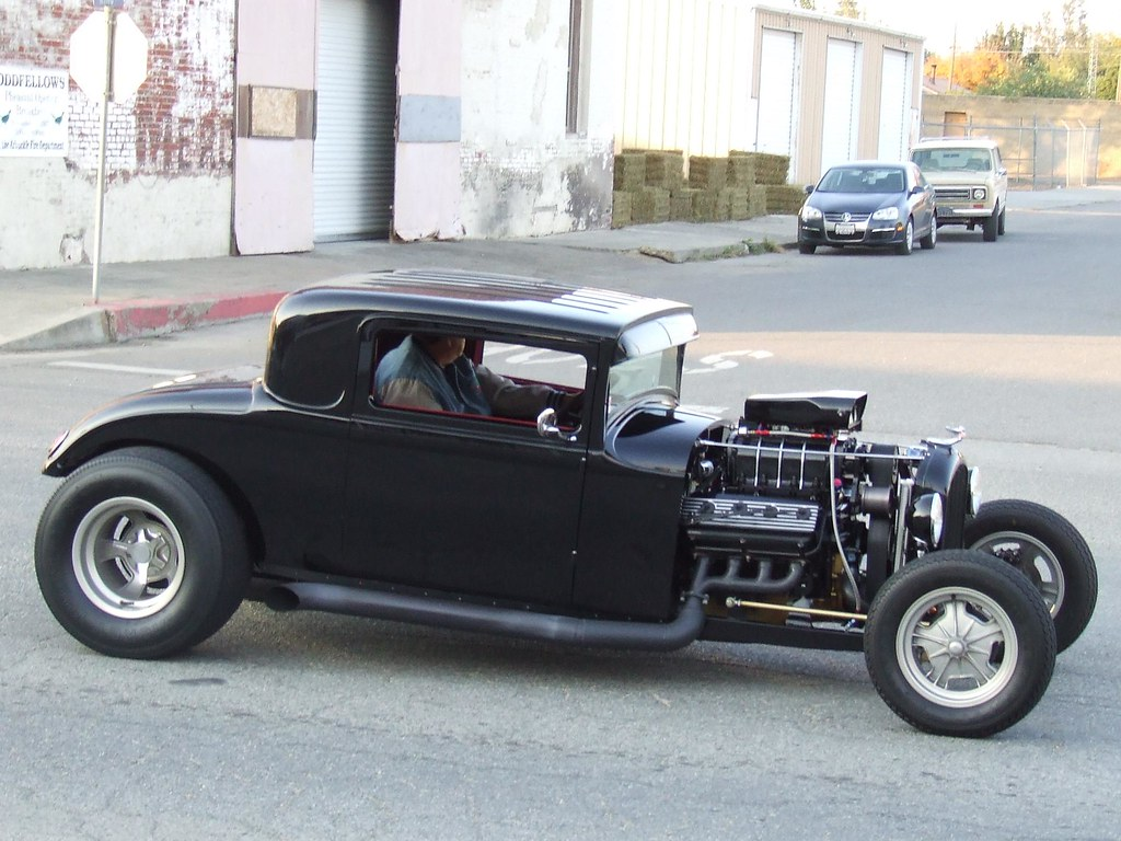1931 plymouth 3 window coupe custom 1 a photo on