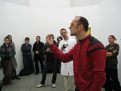 "Debates in the Art Format ""Emergency Room "" after the passage / part of the format"