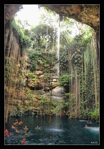 Cenote Ik-ill