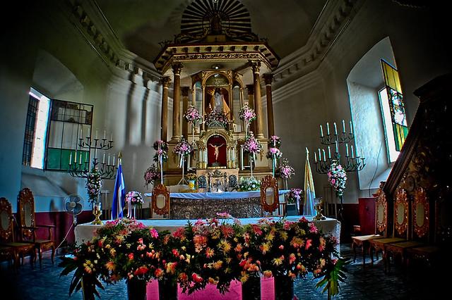 Iglesia de Metapàn