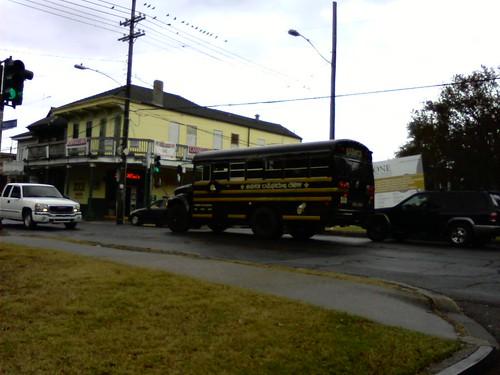 Saints Bus