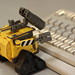 Small photo of Wall-E Working