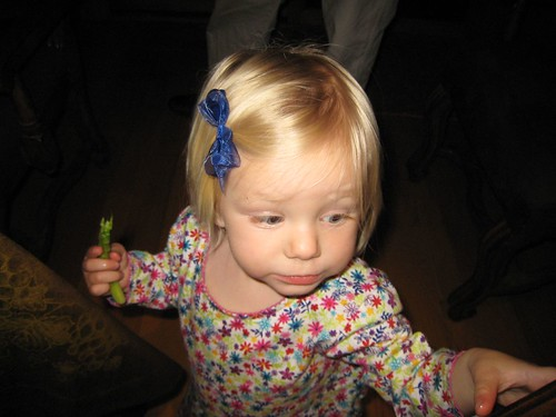 Molly's, party, baby, toddler, blue ribbon, blonde IMG_7119