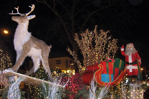 NYC - Brooklyn - Dyker Heights - Christmas Lights 2008