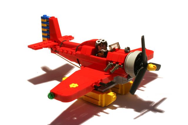 """""""Tulipano"""" Seaborne Fighter"""