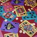 amusement arcade carpet, skegness by maraid