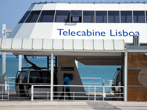 Telecabine Lisboa