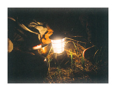 Lantern, Grand Bend, ON, 2011 by Erich DeLeeuw