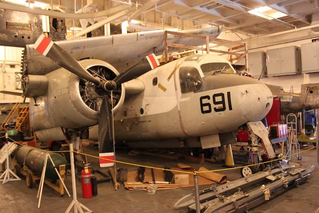 Grumman US-2B Tracker