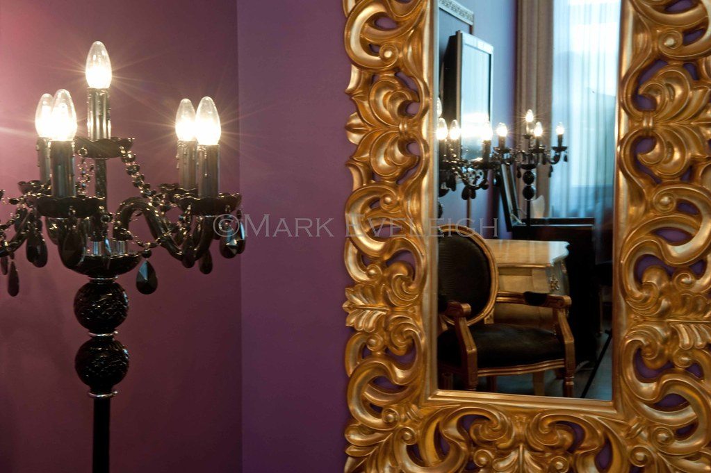 'Vampire Suites' at the Soho Boutique Hotel, Budapest
