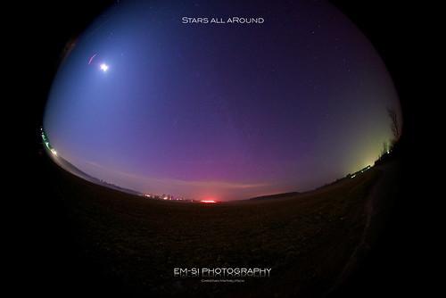 Stars all aRound