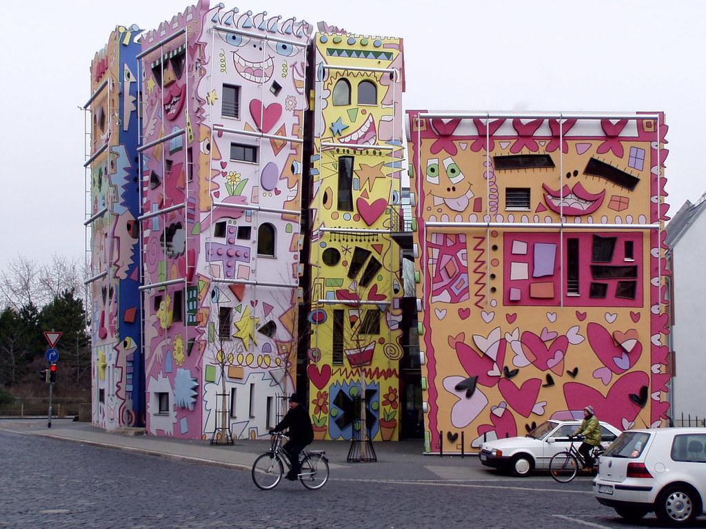 Happy RIZZI House, Braunschweig