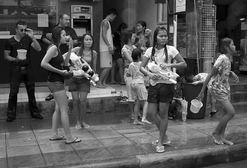 Songkran Water Guns by SteveMcN