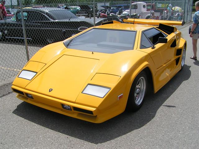 Fiero Lamborghini Kit Cars
