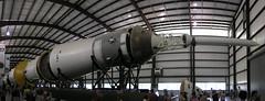 Saturn V Rocket - The Pointy End