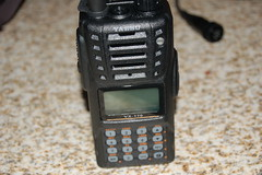 telephone(0.0), radio(0.0), communication device(1.0), two-way radio(1.0),