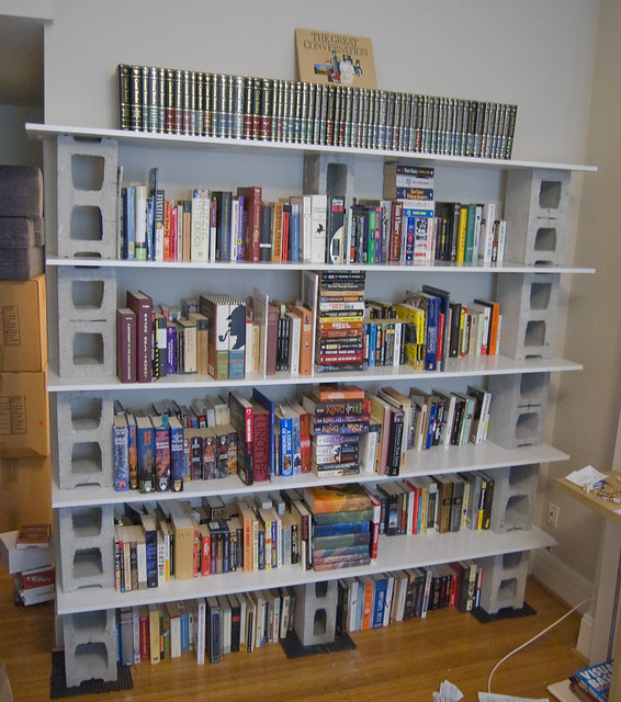 New Bookshelf Flickr Photo Sharing