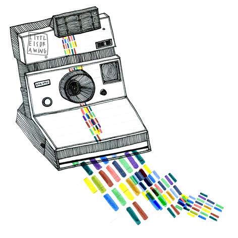 Polaroid color camera (2)