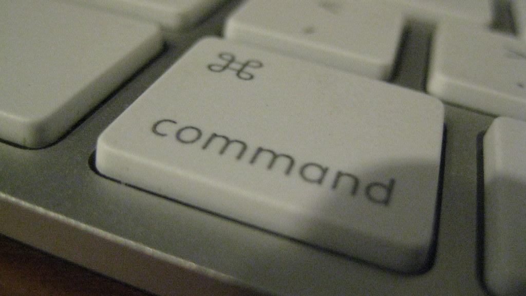 Command | Command key on my Bluetooth Mac keyboard | Sam