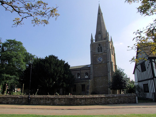 St Mary's Church, Ely