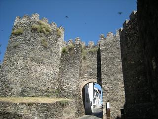 Image of Castelo de Bragança near Bragança. portugal castelo castillo bragança