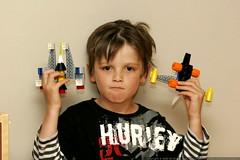 mugshot of a lego genius    MG 1381