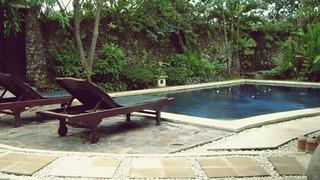 Private Swimming Pool - Bora Bora Villa Bali