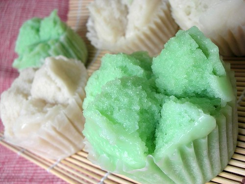 Steam Cake Recipes Pictures : Steamed Rice Cake Held by Love, Baked from scratch