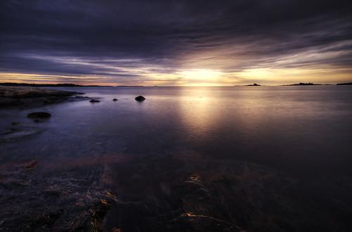ocean sunrise sweden sverige hdr archipelago skärgård östergötland swedisharchipelago sigma1020mmf456exdchsm gryt grytsskärgård johanklovsjö ekön
