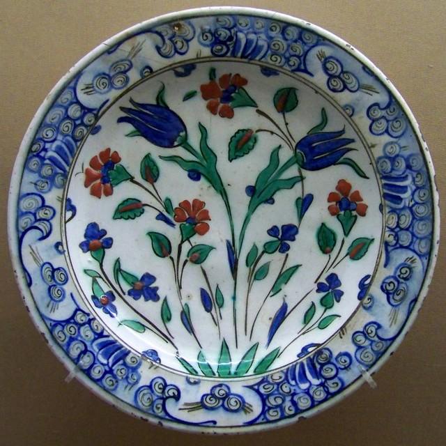 Turkish Plate | Flickr - Photo Sharing!