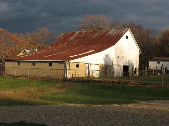 Lithopolis Ohio Barn