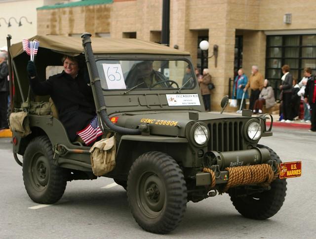 Jeep D