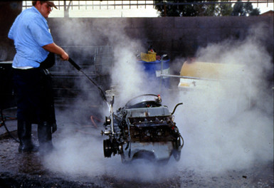 engine steam cleaning near me