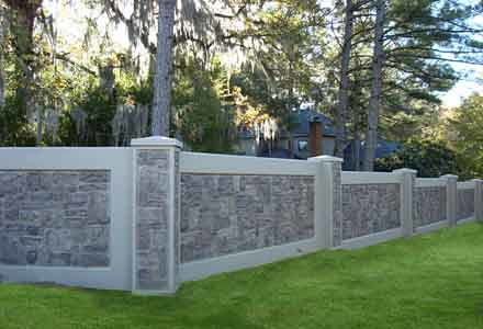 boundary wall concrete fence Flickr Photo Sharing