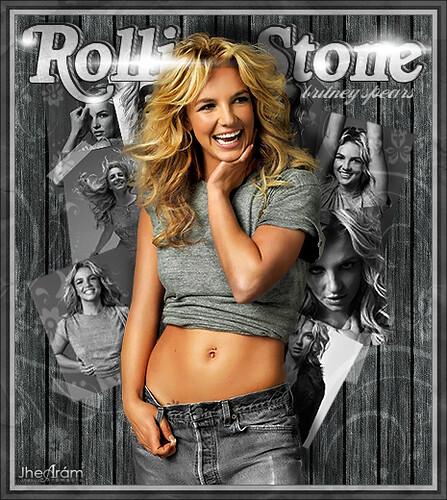 Rolling Stone (Britney Spears)