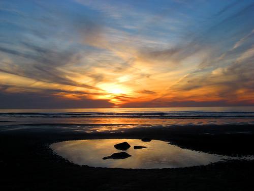 sunset yarmouthnovascotia decembersunset