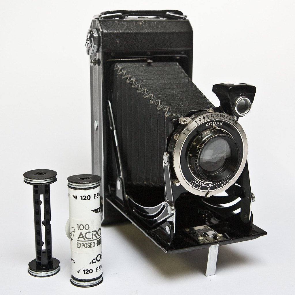 Modified 1936 Kodak Six-16