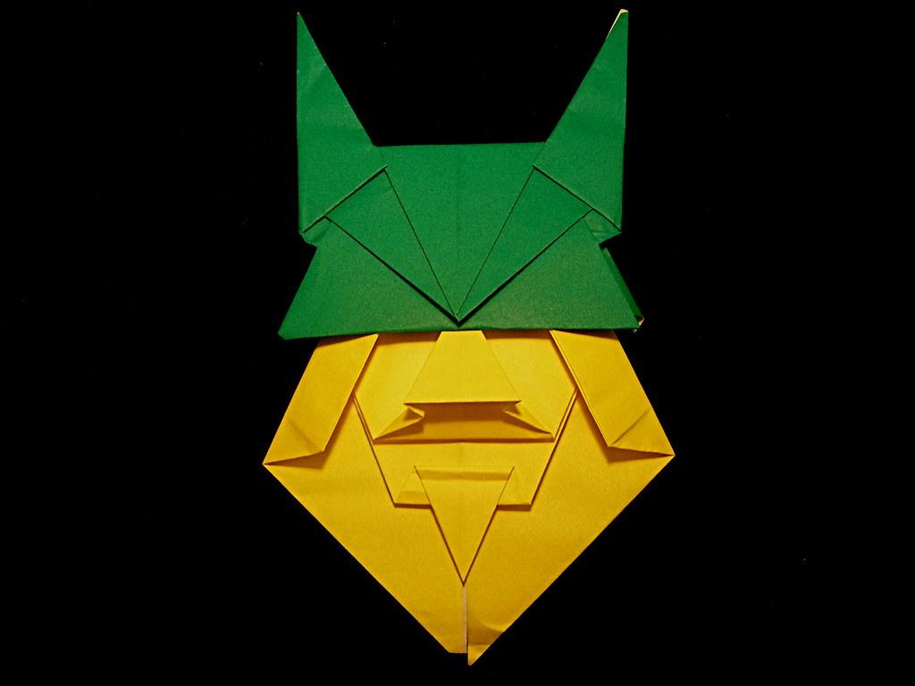 1984 Origami Viking