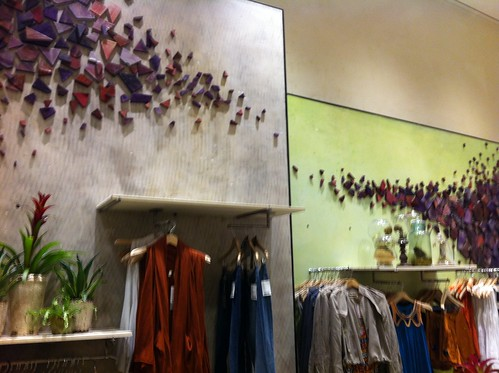 Anthropologie at Rockefeller Center