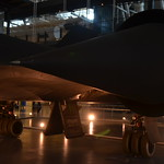 Steven F. Udvar-Hazy Center: Lockheed SR-71 Blackbird panorama