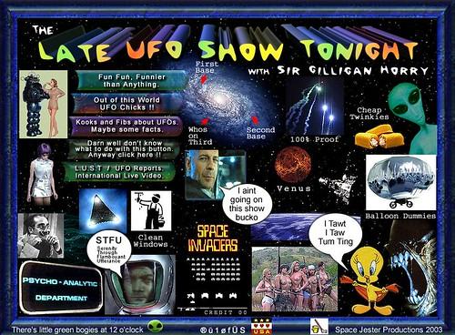 alien videos