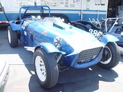 race car, automobile, vehicle, open-wheel car, caterham 7 csr, antique car, vintage car, land vehicle, sports car,