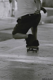 Skater movement