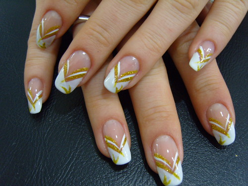 Elegant gel nail design pretty nail designs for jewe elegant nail design nails view images classy gel prinsesfo Choice Image
