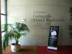 Biblioteca Guinardó - Mercè Rodoreda