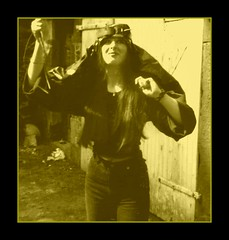 Lene Lovich quick impro for that  essential island disco