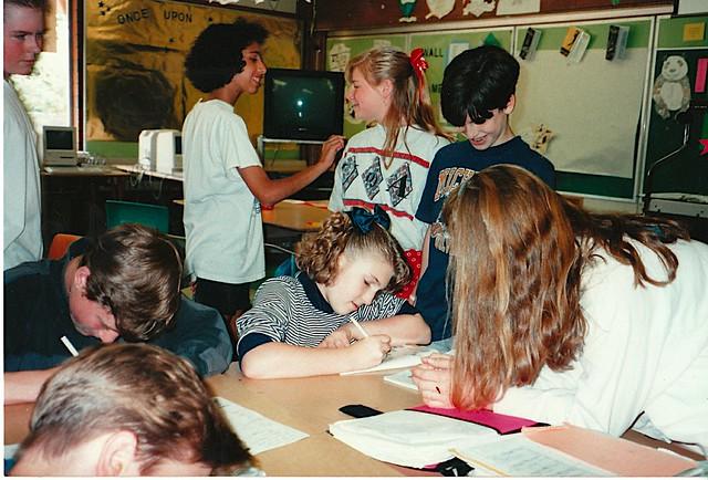 classroom from Flickr via Wylio