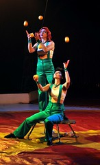 Santus Circus, UK 2008